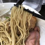 88311402 - 2018.6.17  特製濃厚そば〜麺は極上(o^^o)