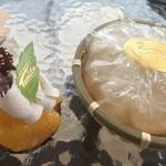 ケーキハウス トミタ - 料理写真: