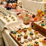 ルッチコーレ - 料理写真:ブッフェ台