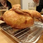 88313979 - 若鶏の半身揚げ