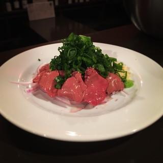 たけ次郎の肉料理