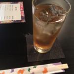 杉さく - ウーロンハイ¥350(税別)
