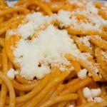スパゲッティーのパンチョ - 粉チーズはかけ放題