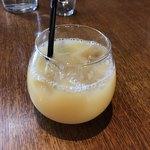 上木食堂 - さんさんファームのりんごジュース