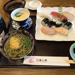 寿し徳 - 寿司ランチ=1295円