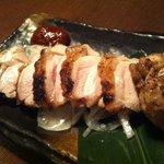 8832008 - 美桜鶏の正肉炙り 780円