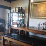 CAFE DROME - 1階テーブル席
