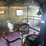 CAFE DROME - 2階テーブル席1