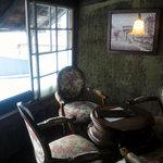 CAFE DROME - 2階テーブル席2