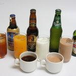 スパイスキング - 豊富な種類のお酒