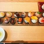 SOUDEN - 手毬寿司14貫セット