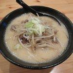 ラーメンUMAMI - 料理写真:味噌ラーメン(大盛り)2018.06.24