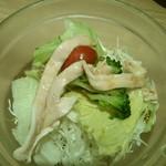 88323301 - 18/6 炭火焼ミニコース(ご飯、スープ付):1728円