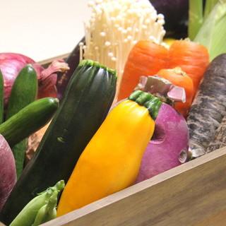 全国の農家から届く新鮮野菜♬