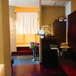 レストラン 一 - 個室の座敷席。テーブル席と色々あるのも良い~(^.^)