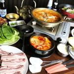 韓国料理 韓豚