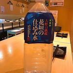 日本酒原価酒蔵 - 2018仕込み水
