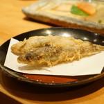 酒庵 田なか - メヒカリの天ぷら