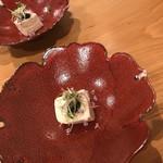 日本料理 水嶋 - 料理写真:ごま豆腐