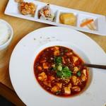 三国志  - 麻婆豆腐。