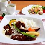 アトリエ Cafe Chiffon - 料理写真:
