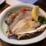 魚旬 - 宮城県金華山の真牡蠣