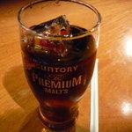 ぶぶ亭 - ☆しゅわぁわぁ~コーラで乾杯です♪☆