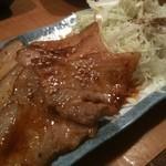 居酒屋あるばか - 豚ばら肉の遼介焼き