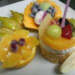 銀獅子 - ★誕生日・記念日★スペシャルデザートご用意できます!