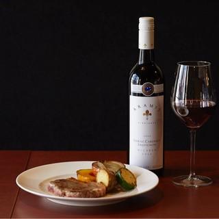 THE・マリアージュ!これぞ絶妙◎料理とワインの調和を堪能♪