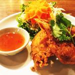 CCB シーフードレストラン アンド バー - タイ風チキンフライ-ガイトート