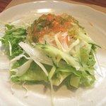 香彩 - サラダ(ランチ)