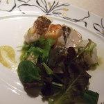 ラ メゾン ドゥ グラシアニ - 甘鯛、オマール海老、鱧、ホタテ・・本当に美味しい!