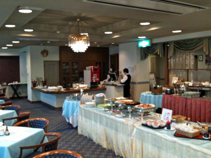 ニューミヤコホテル館林レストラン・ラザレ