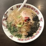 札幌真麺処 幸村 - 料理写真:梅塩ラーメンです。