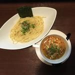 つけ担担麺 市右衛門 - 料理写真:マーラーつけ担担麺(並 200g) 780円