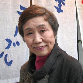 石川県・郷土料理研究家の第一人者『青木悦子』プロデュースの店
