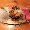 Bouhatei - 料理写真:浜盛り3種 800円(ヒラメ・ウニ・中トロ)