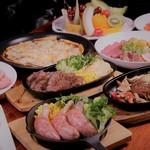 FOOD&BAR Don+Gabacho - 料理写真: