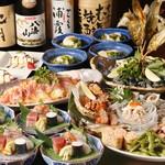 炉ばた・季節料理 民芸 藤よし - 料理写真: