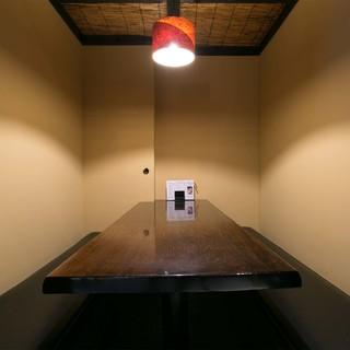 多彩なシチュエーションに活躍する個室
