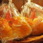 ロンブラージュ・ビガレ - ロールパンもふっくら