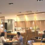 菜蒔季 - 店舗内観