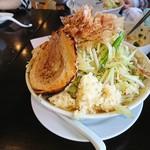 88370149 - 鶏豚 野菜マシマシ!