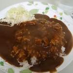 カレーハウスデリー - カレーライス600円