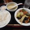 九龍 - 料理写真:日替りは回鍋肉¥750-