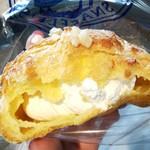 エーエヌエーフェスタ 7番ゲート店 - レアチーズクリームは美味しい♬