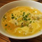 パラダイス ダイナシティ - ワンタン麺(単品)