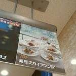 銀座スカイラウンジ - 専用エレベーター