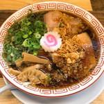 サバ6製麺所 - 中華そば(700)
